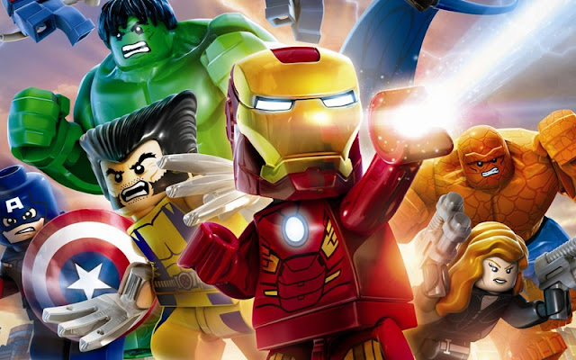 download lego marvel super hero for pc