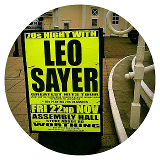 Leo Sayer in Worthing