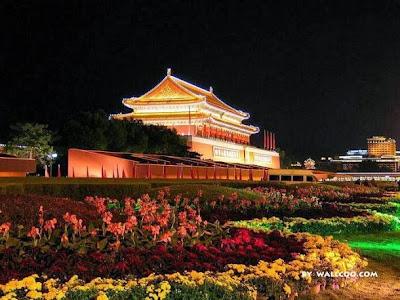 Resultado de imagem para palacios imperiais em pequim