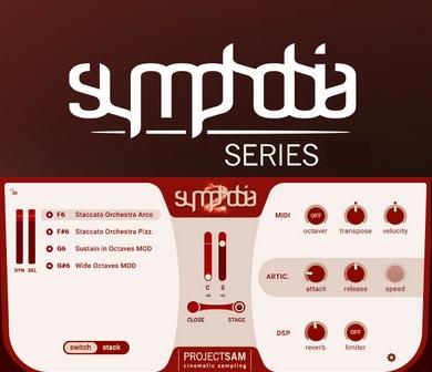 ProjectSAM - Symphobia 1 v1.5 Full version