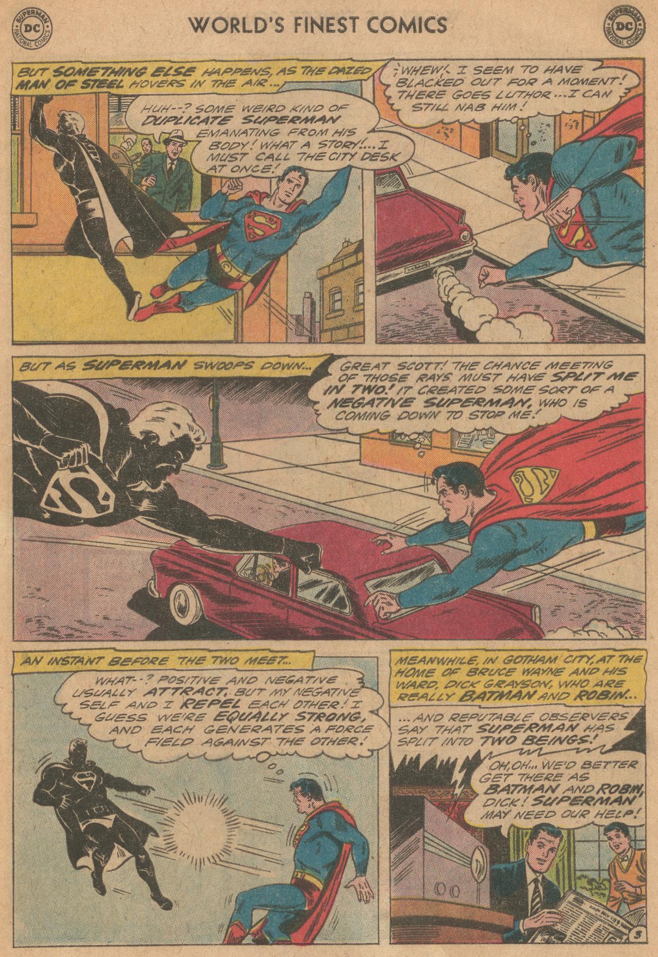Read online World's Finest Comics comic -  Issue #126 - 4