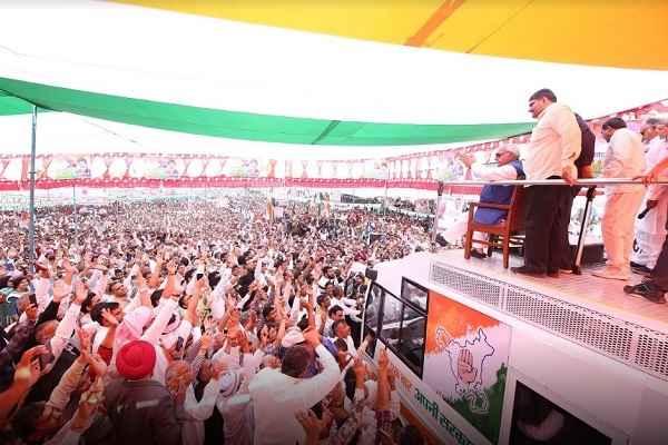होडल में हुड्डा की बम्पर रैली से उड़े बीजेपी के होश, हुड्डा बोले, अब भाजपा को उखाड़ फेंकेंगे