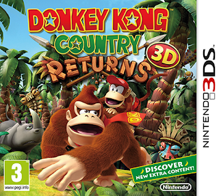 Free Download Donkey Kong Country Returns CIA Region Free