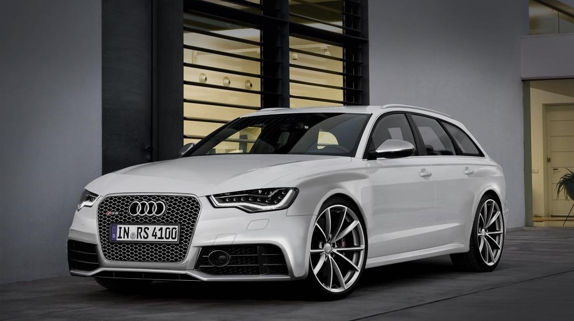 PROJEÇÃO: Audi RS6 Avant | Auto Projeções
