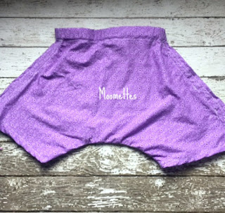 Dysplasia Spica Cast Shorts for Girls
