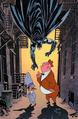 Batman and the Gangster Looney Tunes