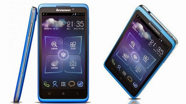 Spesifikasi Handphone Lenovo S 890