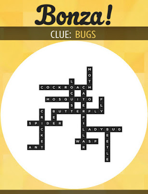 August 13 2017 Bonza Daily Word Puzzle Answers