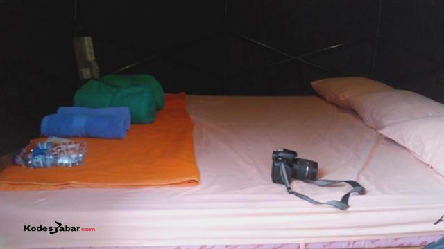 Fasilitas Camping Ground