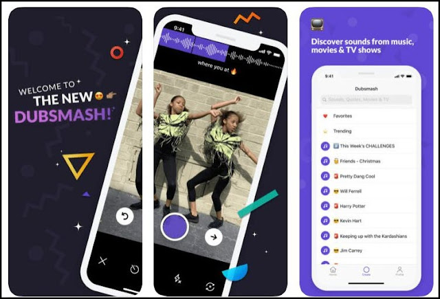 5 applications similar to the popular TikTok application for video creation 84