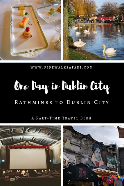 One Day in Dublin Itinerary: Rathmines to Dublin City Centre