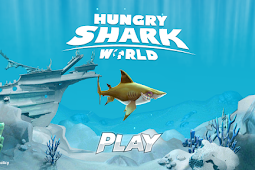 Hungry Shark World [Mod Unlimited Money] Android Offline