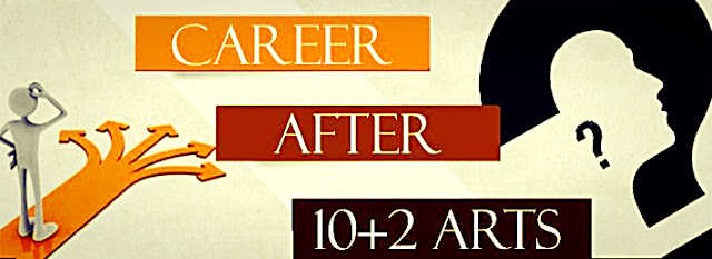 career after 12th arts