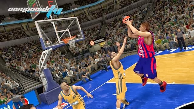 NBA 2K14 PC Full Español