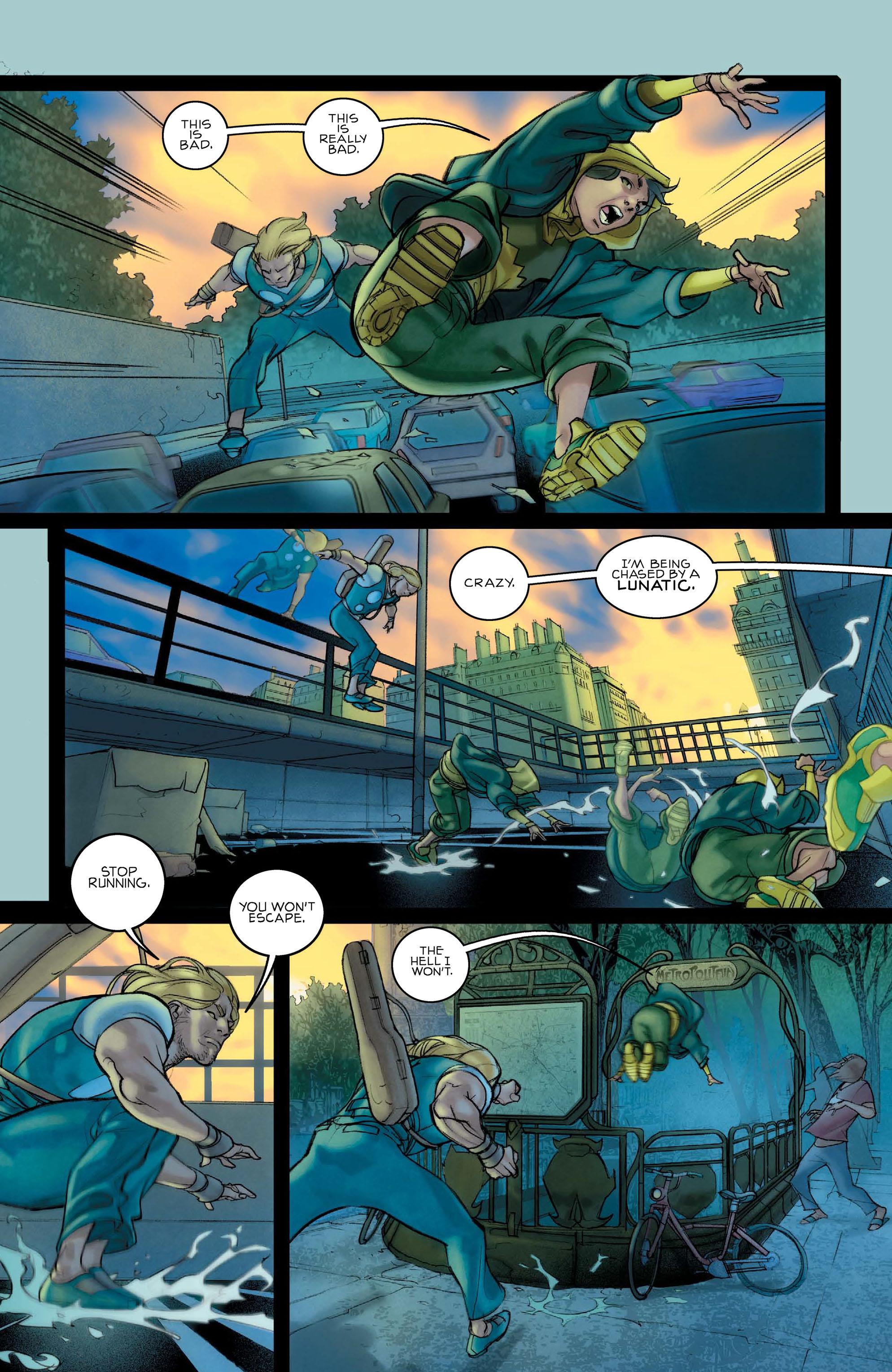 Thor (2007) Issue #617 #30 - English 12