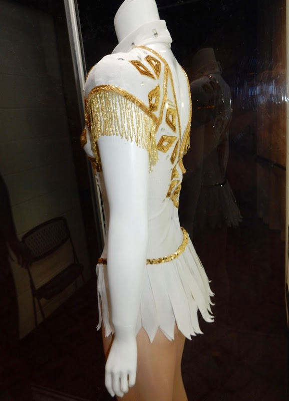 I Tonya figure skating costume detail