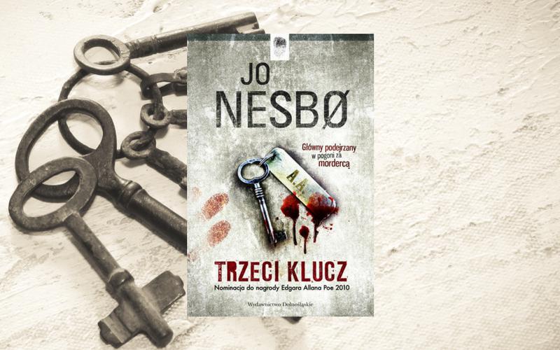"""""""TRZECI KLUCZ"""" - JO NESBØ"""