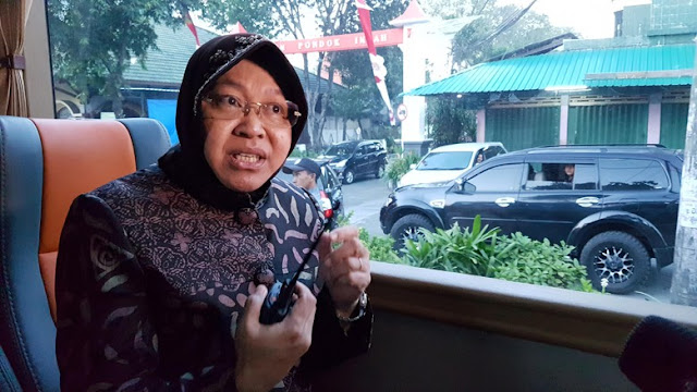 Risma Tak Keberatan Ahok Belajar dari Surabaya