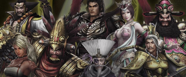 Dynasty Warriors 8 Details