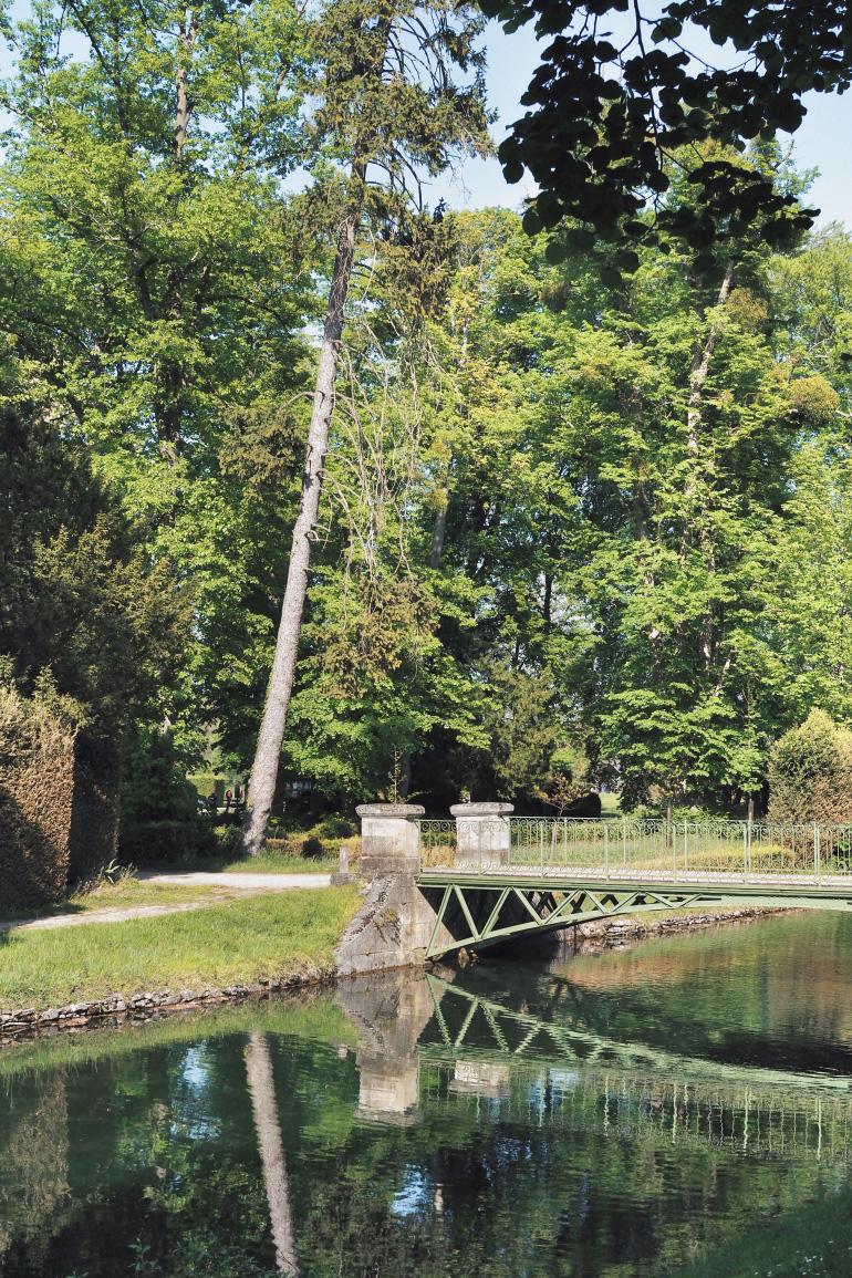 Visite du domaine du château de Chantilly