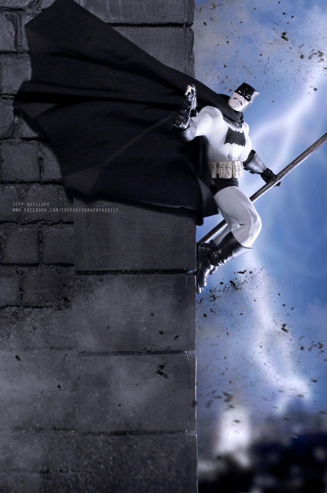 Toy Photography Addict: The Dark Knight Returns By Mezco