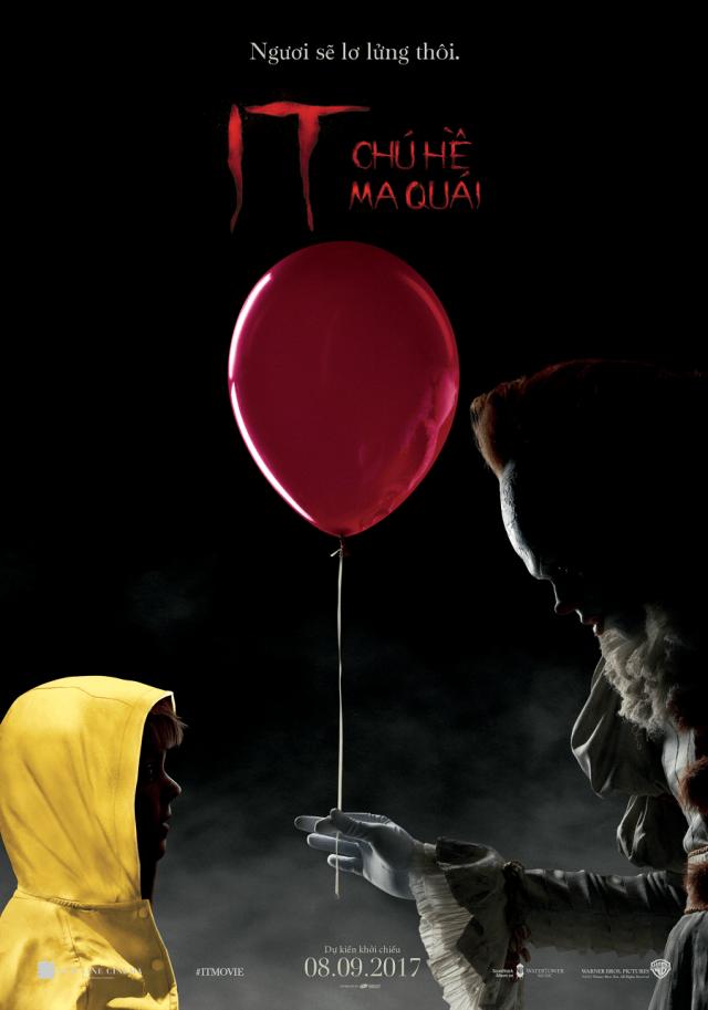 IT: Chú Hề Ma Quái