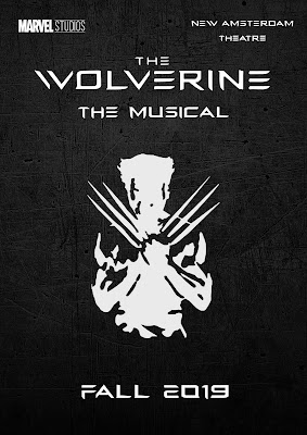wolverine adaptation comedie musicale #wolverinethemusical