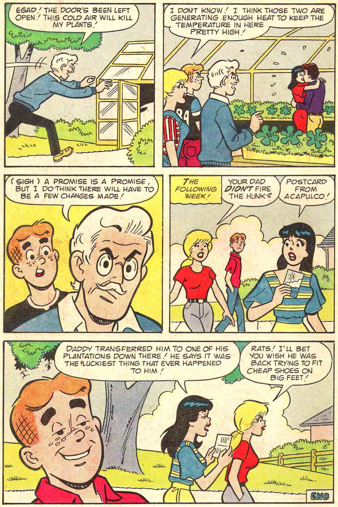 Read online Archie's Girls Betty and Veronica comic -  Issue #331 - 18