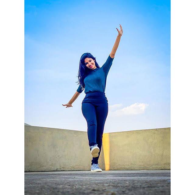 Neha Chowdary 16