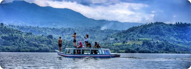 Danau+Ranau+Sumatera+Selatan