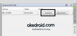 Android Wifi ADB