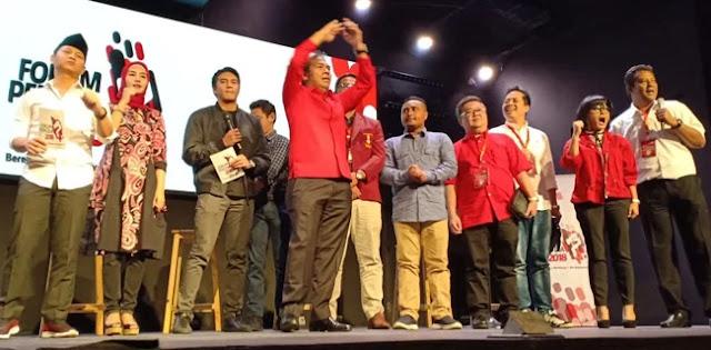 PDIP Ajak Pemuda Indonesia Kritis Dan Peduli Nasib Bangsa