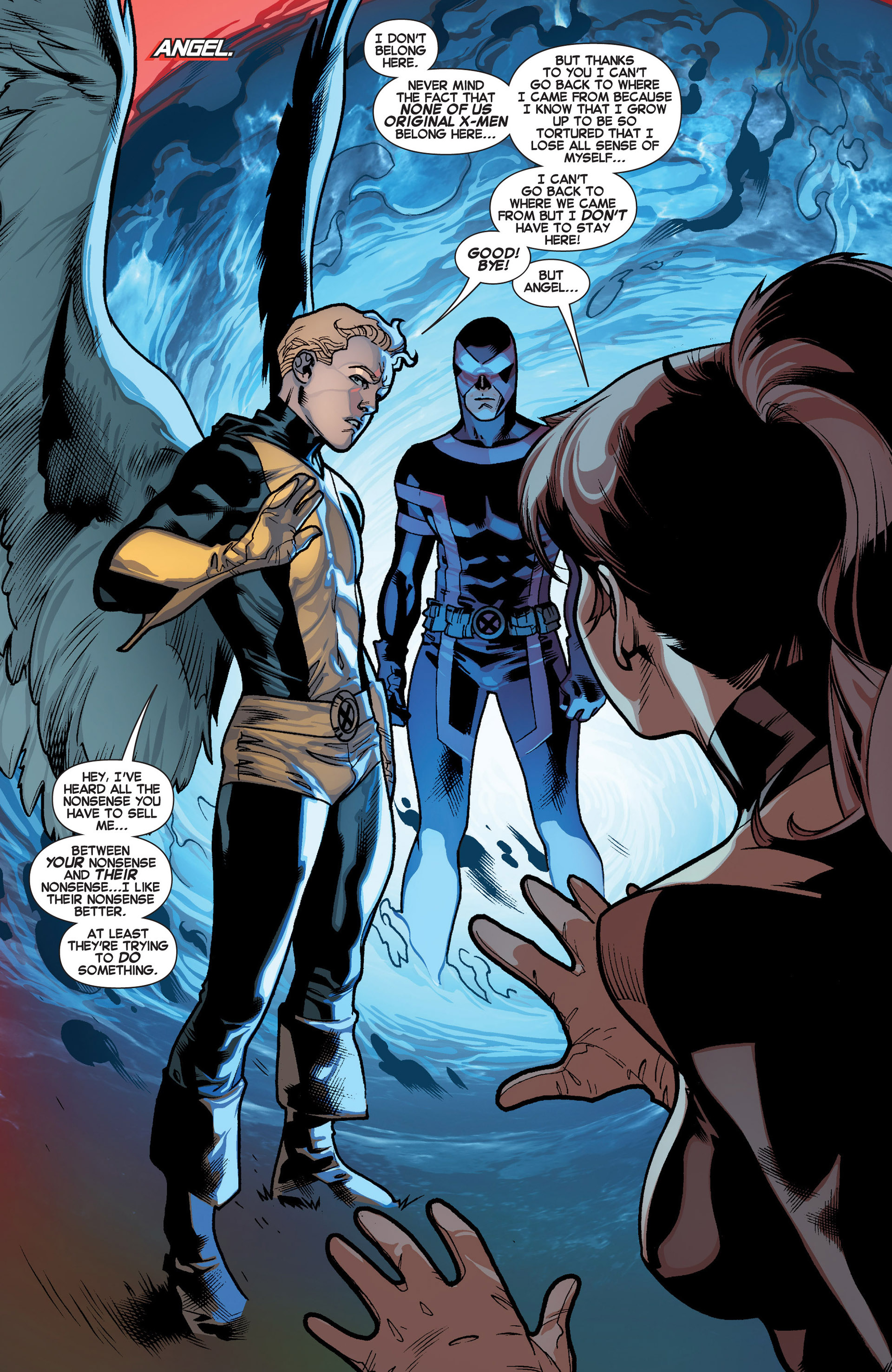 Read online All-New X-Men (2013) comic -  Issue #11 - 4