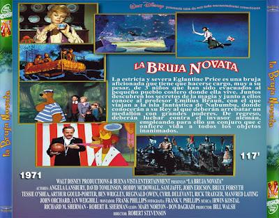 La Bruja novata - [1971]