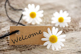 Just wanted to say ..... welcome to my blog
