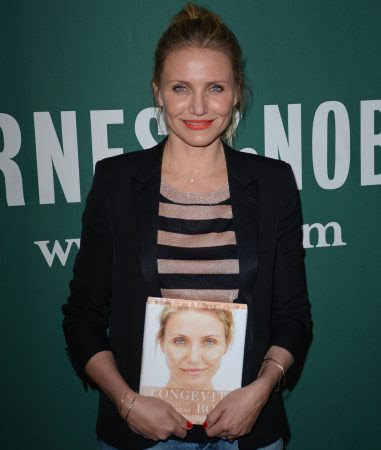 Cameron Diaz BOOK