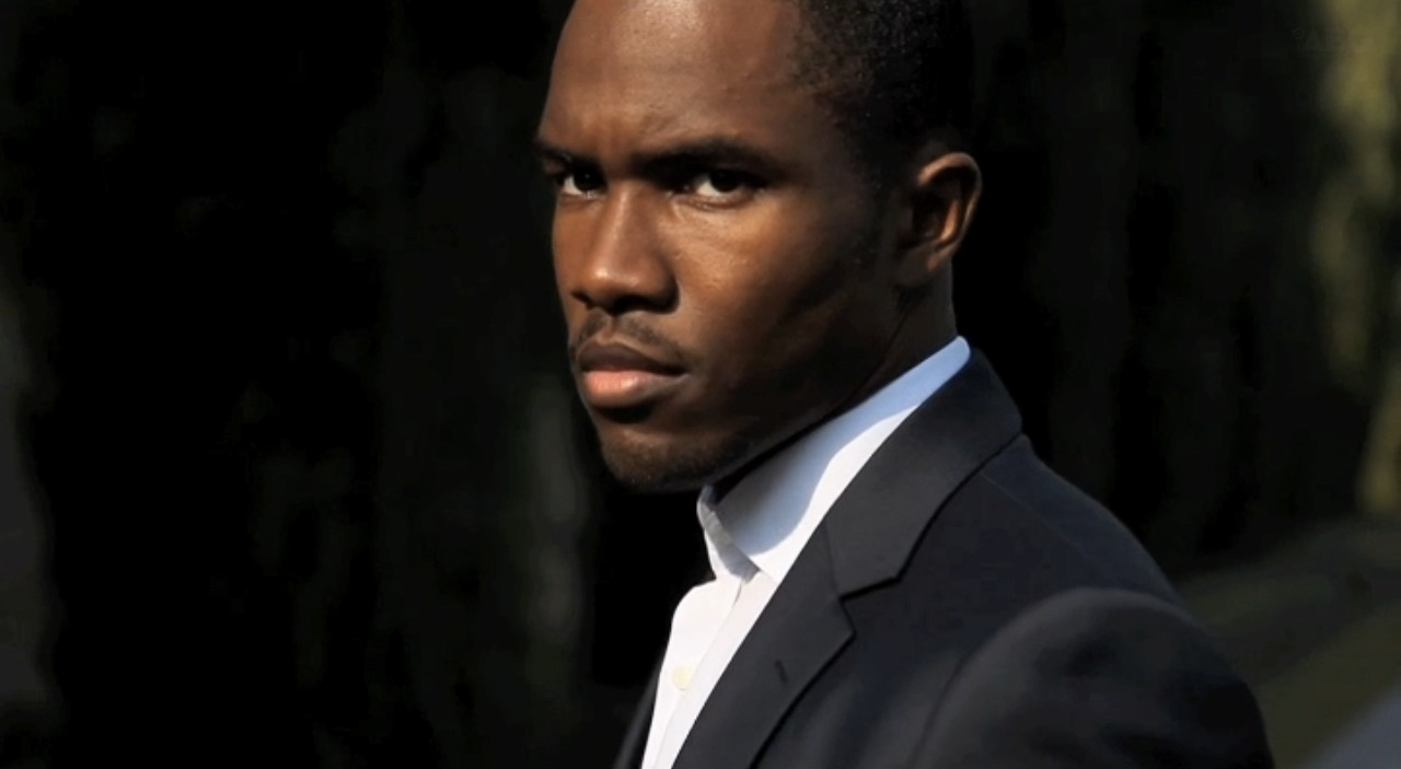 Did Frank Ocean change the world Frank Ocean Young