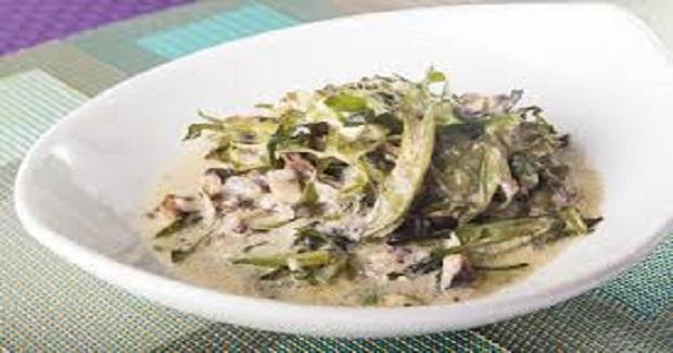 Ginataang Sigarillas With Tinapa Recipe