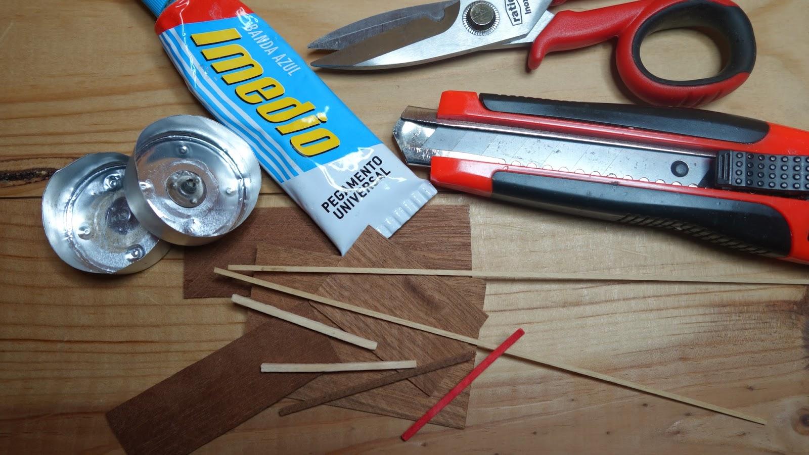 Peque as cosas xil fono de juguete - Listones de aluminio ...