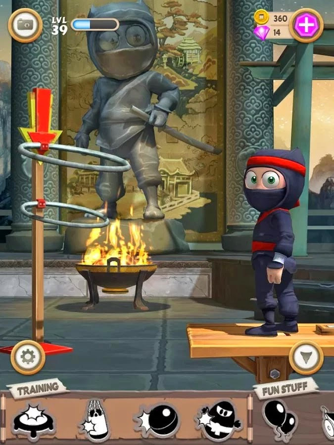 Clumsy Ninja v1.14.1 Mod