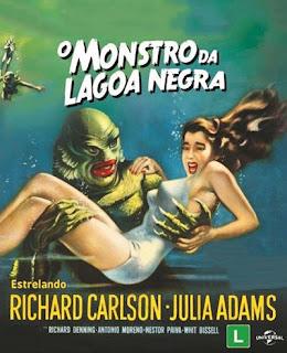 O Monstro da Lagoa Negra - DVDRip Dublado