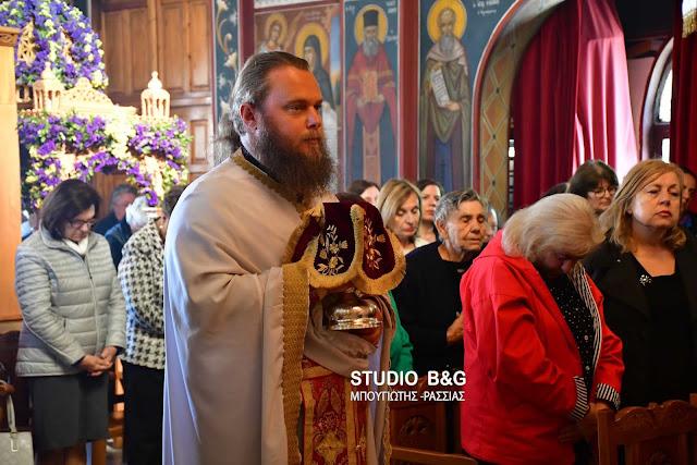 Η εορτή του Αγίου Χριστοφόρου στο Ναύπλιο (βίντεο)