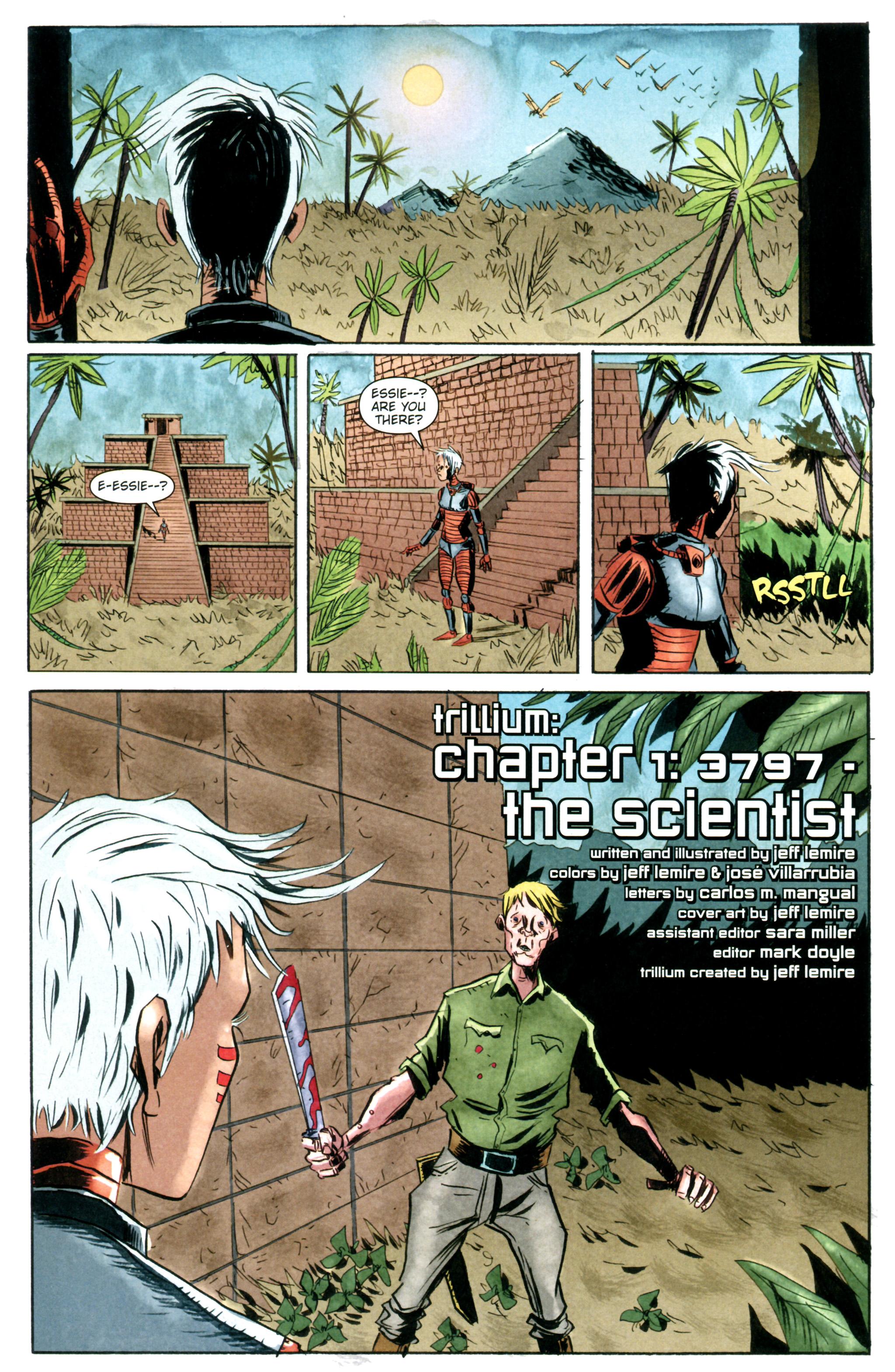 Read online Trillium comic -  Issue #1 - 30