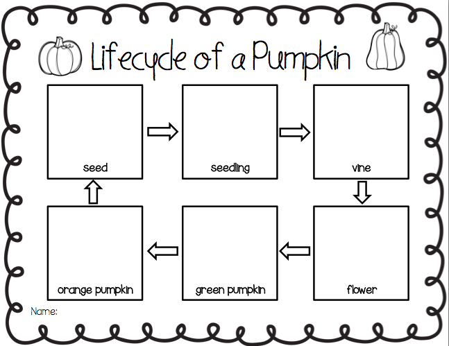 Ship Shape First Grade: October Packet!
