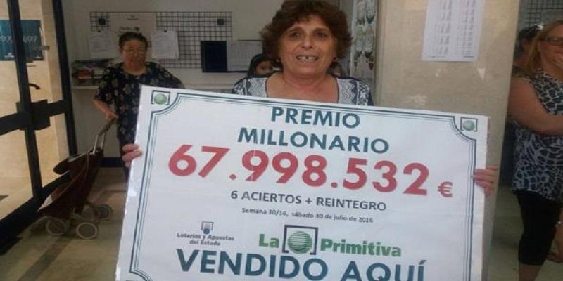 nmigrante búlgara loteria españa