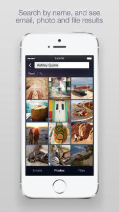 Update Yahoo Mail di iOS, Tambahkan Filter Pencarian Foto dan File