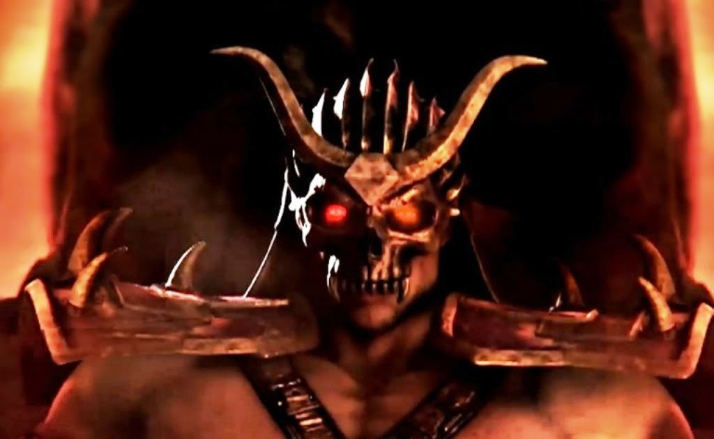 Shao Kahn Mortal Kombat 9 HD Wallpaper