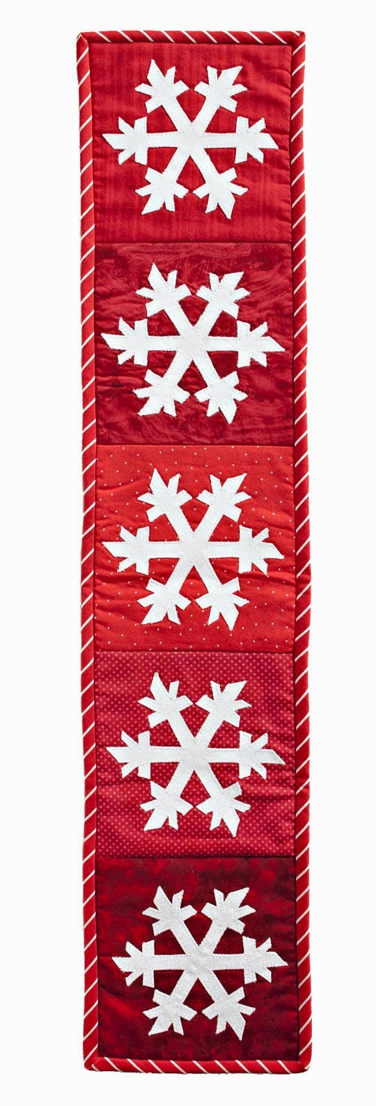 Quilt Inspiration Free Pattern Day Snowflake And