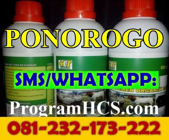 Jual SOC HCS Ponorogo