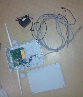 Cara Membuat Antena Wifi Outdoor Modifikasi Dari Router Indoor